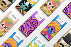 Le Temps Chocolate on Behance