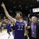 Holy Cross tops Southern for first NCAA win in 63 years (Yahoo Sports)