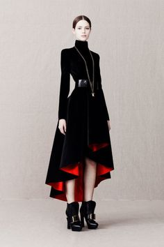 The Best Looks From Pre-Fall 2013 Alexander McQueen Pre-Fall 2013