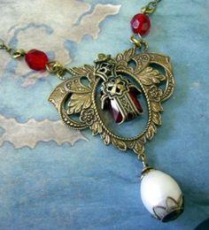 ❥ The Tudors Inspired Jewellery