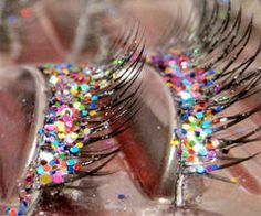 SALE Natural Party Mix Glitter Faux Eyelashes by BrightandBold from BedazzledbyErin on Etsy. Saved to My Wishlist. Festival Looks, Festival Chic, Festival Outfits, Raves, Beauty Makeup, Hair Beauty, A State Of Trance, Rave Makeup, Party Mix