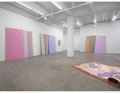 Installation View, Andrew Kreps Gallery, New York- Marc Camille Chaimowicz
