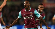 West Ham's Michail Antonio Reacts Hilariously After Being Crowned the Club's Player of the Season