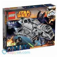 Imperial Assault Carrier Lego (75106) -  Koppen.com