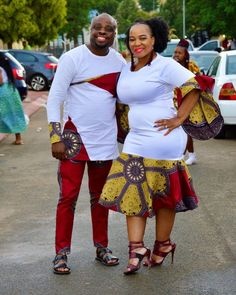 African men's clothing / African couples wear/ wedding suit/dashiki / African men's shirt/ vêtement africain/ chemise et pantalon/ Nigerian Couples African Outfits, African Dresses Men, Latest African Fashion Dresses, Couple Outfits, African Print Fashion, African Attire, African Wear, Ankara Fashion, African Lace
