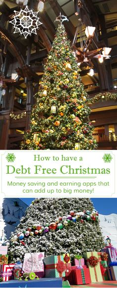 use these tools for a debt free Christmas - super easy ways to get free money and how to 'double dip' to get all your gifts for free!