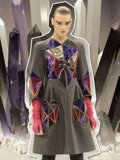 Chanel a/w 2012 - modetrend winter 2012: edelstenen