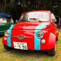 Giannini Fiat 590GT