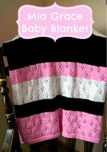 Mia Grace Baby Blanket