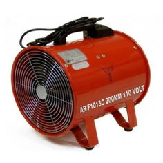 Exhaust Fume Extraction Fans