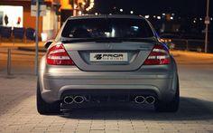 Mercedes-Benz CLK by Prior Design Black Series
