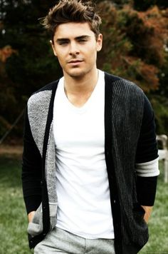 High school musical... not so much.  The lucky one, hello.  You've grown up to be a hot ass man.