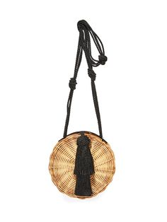 Must-Have: A Straw Bag With Substance