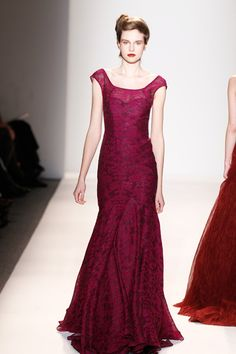 Lela Rose - Fall Collection 2012 - Look 39