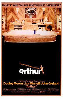 Arthur (1981 film) - July 17, 1981