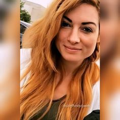 Becky Wwe, Rebecca Quin, Becky Lynch, The Man, Long Hair Styles, Mom, Gallery, Beauty, Roof Rack