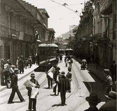 Old Bogotá Vintage Photographs, Vintage Photos, Great Photos, Old Photos, Japan Spring, Spanish Pronunciation, Quito, My Heritage, My Land