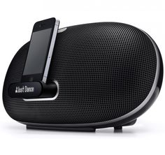Denon Cocoon Portable Black iPod Speaker with AirPlay (DSD300) for sale at OneCall.com