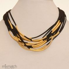 rush Spring Summer 2015, Necklaces, Bracelets, Cord, Leather, Jewelry, Fashion, Moda, Cable