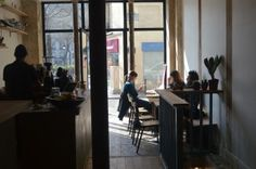 Mexican Café Chilango  Address: 82 rue de la Folie Méricourt, 75011 Metro: Parmentier (3), Oberkampf (5,9)