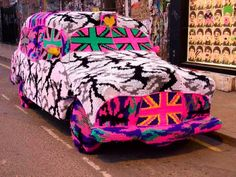 Yarn Bombing: What's that all About?