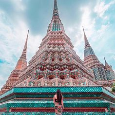 Bangkok, Thailand ... Picture by: @thenyccouple #Bangkok - #Thailand