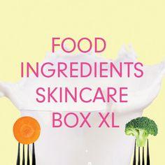 #memebox_usa new arrivals Food Ingredients Skincare Box XL #SkinFoodies