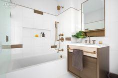 5 Kitchens and Baths Display Texture and Taste Restroom Design, Bathroom Interior Design, Beautiful Bathrooms, Modern Bathroom, Interior Design Magazine, Bathroom Inspiration, Bathroom Ideas, Bath Design, Bathroom Styling