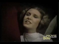 As we remember Carrie Fisher for her amazing work in cinema, let us also not forget her amazing vocal range. Pictured here in the little known Star Wars Holiday Special Star Wars Holiday Special, Lottery Strategy, Rider Strong, Disneyland Secrets, Planet Of The Apes, A Day In Life, Carrie Fisher, Les Miserables, Princess Leia