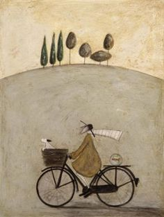 Those lovely trees - by Sam Toft