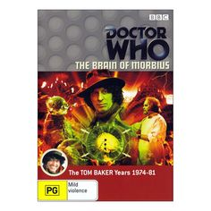 Doctor Who: The Brain of Morbius DVD Brand New Region 4 Aust. - Tom Baker in Movies, DVDs & Blu-ray Discs | eBay