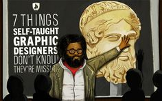 7 Things Self-Taught Graphic Designers Don't Know They're Missing