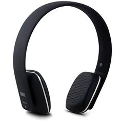 Wireless Bluetooth Headphones with Mic - August EP636 - Enjoy Great Sound and Comfort from your Smartphone, Tablet and Laptop - Cordless On Ear Stereo Headset