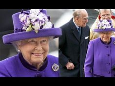 Queen Elizabeth at Westminster Abbey to celebrate DofE's 60th anniversary