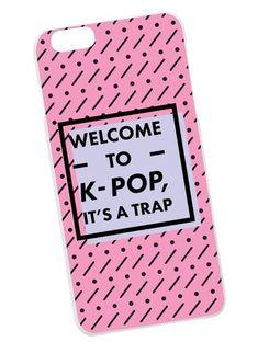 KPOP Trap Case