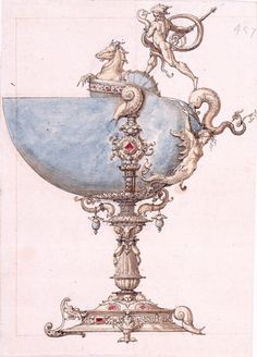 "In this blog post, Stijn Alsteens, Drawings and Prints curator and ""Grand Design: Pieter Coecke van Aelst and Renaissance Tapestry"" co-curator, discusses the exhibition's stunning array of drawings. 