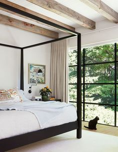 Beautiful bedroom in