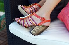 #fashion #shoes LUIZA BARCELOS Weekend on the terrace | The Blonde Salad