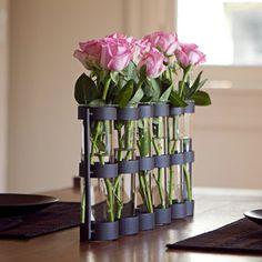 Marcelle Six-Tube Vase