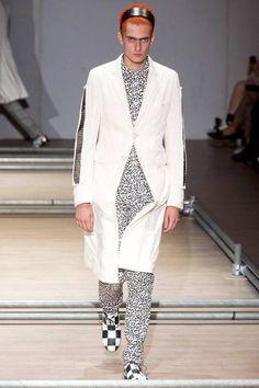 Comme des Garçons Spring 2013 Menswear Collection - Fashion on TheCut