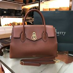 dc7af677572e 2018 New Mulberry Seaton Bag Tan Silky Calf Leather -   Mulberry Outlet UK  Team