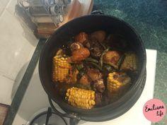Receita tradicional da África do Sul: rabada. Passo a passo de como fazer rabada com verduras