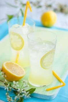 Master Cleanse Detox Water