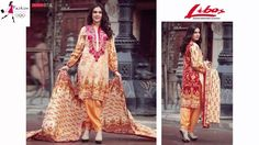 Libas Designer Embroidered Beautiful Collection 2017 By Shariq Textiles