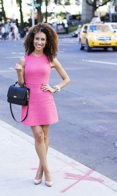 Elaine Welteroth, Beauty & Health director of Teen Vogue
