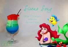 Disney-Inspired Drinks: Magical Cocktails with a Disney Twist #DisneySide