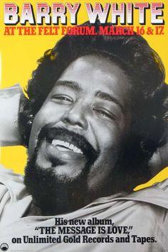 Barry white 1979 - Dago fotogallery