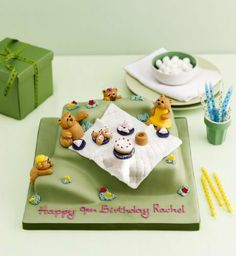 ... on Pinterest  Christmas tree cake, Rainbow cakes and Marks & spencer