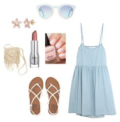 """""""girly :)"""" by bellafawxo on Polyvore featuring The Great, Billabong, H&M and girly"""