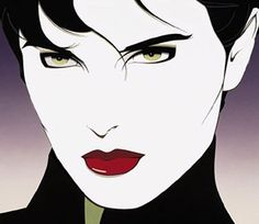 Patrick Nagel – His Only Video Interview from 1983 - Famous Last Words Patrick Nagel, Simon Bisley, Artist Painting, Painting & Drawing, Painting People, Catwoman, Nagel Tattoo, Video Interview, Scrappy Quilts